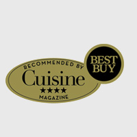 Cuisine Magazine 4 Star Best Buy Award - Gunn Estate