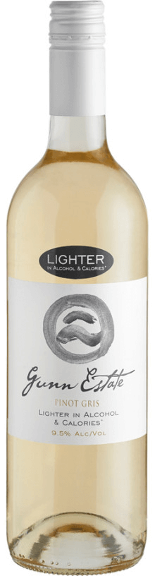 White Label Pinot Gris Low Alcohol Wine
