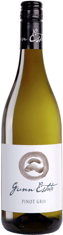 White Label Pinot Gris Wine - Gunn Estate Winery