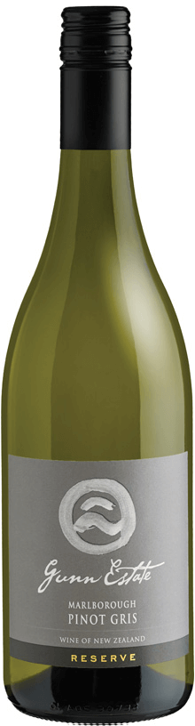 Reserve Marlborough Pinot Gris Wine