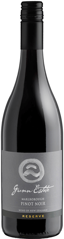 Reserve Marlborough Pinot Noir Wine - Gunn Estate Winery